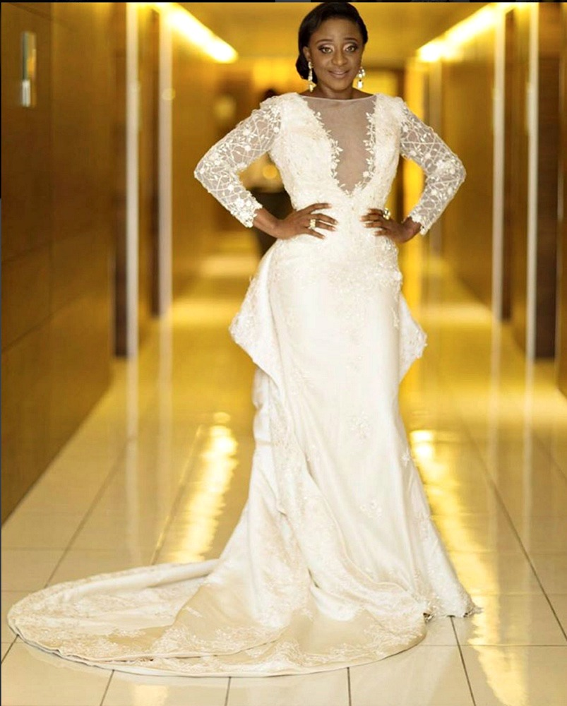 FANS CRITICIZE INI EDO ABOUT HER CHOICE OF CLOTHING FOR THE AFRICA MAGIC VIEWERS CHOICE AWARDS